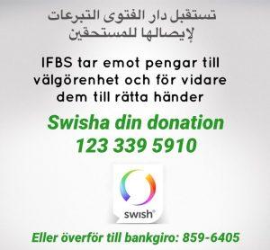donera pengar till ifbs